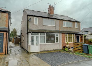 Thumbnail 2 bed semi-detached house for sale in Charter Road, Rugby