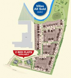 Thumbnail 2 bed flat for sale in Alexander Mcmillan Way, Irvine