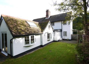 Thumbnail 2 bed semi-detached house for sale in Doctors Lane, West Meon, Petersfield