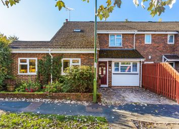 Thumbnail 3 bed end terrace house for sale in Peary Close, Horsham
