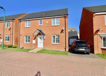 Thumbnail 3 bed detached house for sale in Saturn Drive, Cardea, Peterborough