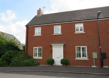 Thumbnail 3 bed semi-detached house for sale in Crowsfurlong, Rugby