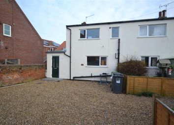 Thumbnail 3 bedroom end terrace house for sale in Stalham, Norwich