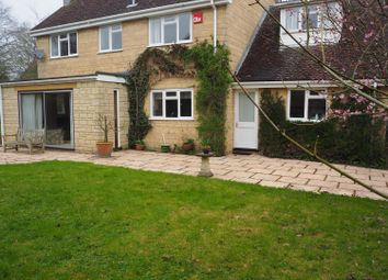 Thumbnail 4 bedroom detached house to rent in Church Hanborough, Witney
