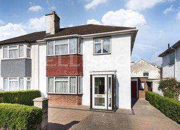 Falcon Way, Kenton, Harrow HA3. 3 bed semi-detached house for sale