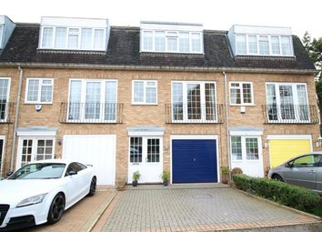 Thumbnail 3 bed end terrace house for sale in Mcadam Drive, Enfield, Middlesex