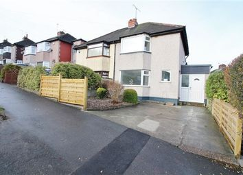Thumbnail 2 bedroom semi-detached house for sale in Linley Lane, Frecheville, Sheffield
