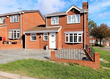 Thumbnail 5 bed detached house for sale in Speedwell Close, Boughton Vale, Rugby