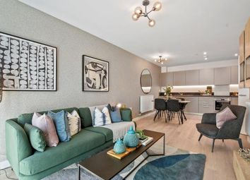 Thumbnail 2 bedroom flat for sale in Coster Avenue, Hackney
