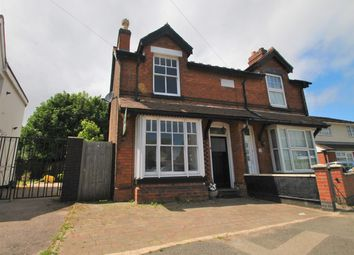 Thumbnail 2 bed semi-detached house for sale in Grove Road, Kings Heath, Birmingham