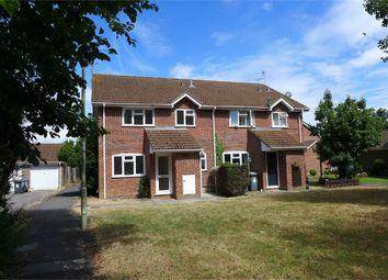 Thumbnail 2 bedroom semi-detached house to rent in Netherhouse Moor, Church Crookham, Fleet