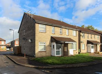 Thumbnail 1 bed flat for sale in Cornish Close, Cardiff