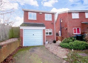 Thumbnail 3 bed detached house for sale in Hazel Road, Coventry