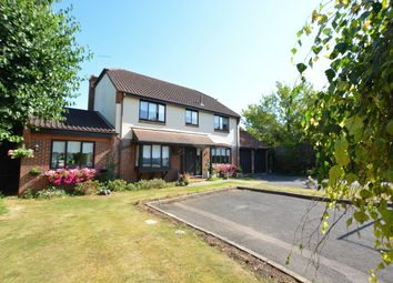 Thumbnail 5 bedroom detached house for sale in Wyldwood Close, Harlow, Essex