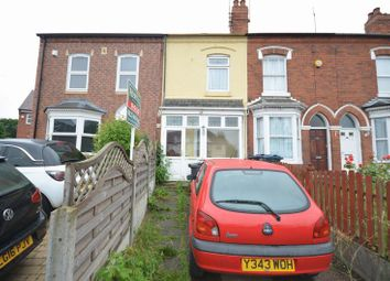 Thumbnail 2 bed terraced house for sale in Moor Green Lane, Moseley, Birmingham