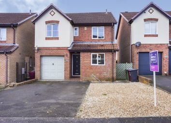 Thumbnail 4 bed detached house for sale in Heritage Drive, Chesterfield