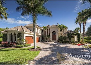 Thumbnail 5 bed detached house for sale in Naples, Florida, United States