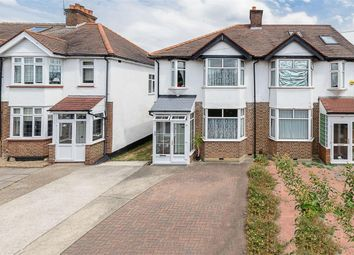 Thumbnail 3 bed semi-detached house for sale in Sutton Common Road, Sutton, Surrey