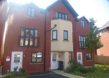 Thumbnail 4 bedroom town house to rent in Aldeney Close, Dudley