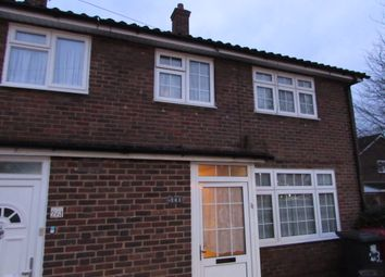 Thumbnail 3 bed end terrace house to rent in Trelawney Avenue, Slough