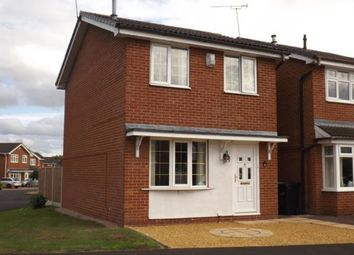 Thumbnail 2 bed detached house for sale in Sedgemere Avenue, Crewe, Cheshire