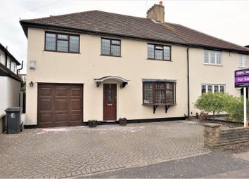 Thumbnail 4 bed semi-detached house for sale in Lower Park Road, Loughton
