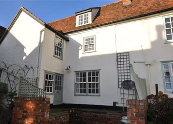 Thumbnail 3 bedroom terraced house for sale in Johnsons Yard, Church Street, Saffron Walden, Essex