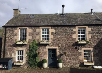 Thumbnail 2 bedroom cottage for sale in The Wynd, Biggar
