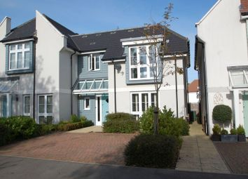 Thumbnail 3 bed semi-detached house for sale in Castle Gardens, Horndean, Waterlooville