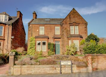 Thumbnail 4 bed detached house for sale in Rotchell Park, Dumfries