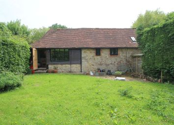 Thumbnail 3 bed cottage for sale in Stable Cottage, Coach Road, Egerton, Kent