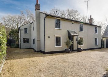 Thumbnail 5 bed detached house for sale in Cambridge Road, Quendon, Saffron Walden