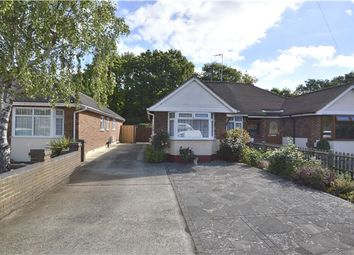 Thumbnail 2 bedroom semi-detached bungalow for sale in Castle Drive, Horley
