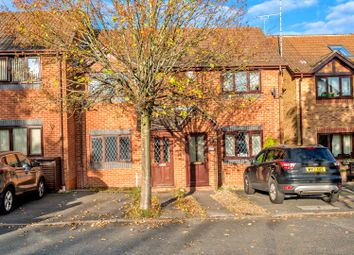 Thumbnail 2 bed terraced house for sale in Sandpiper Close, Hednesford, Cannock