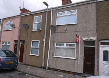 Thumbnail 3 bedroom terraced house to rent in Harold Street, Grimsby