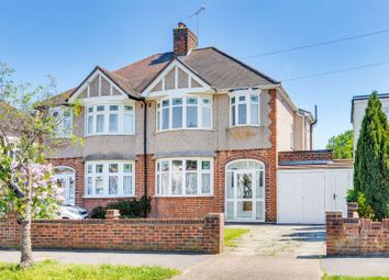 Thumbnail 3 bedroom semi-detached house for sale in Bolton Road, Chessington