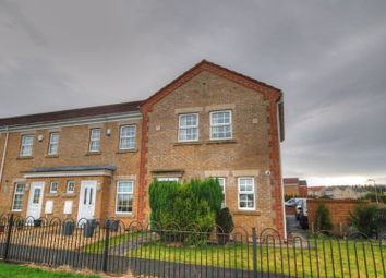 Thumbnail 3 bed end terrace house for sale in Grosvenor Place, Chase Farm Estate, Blyth