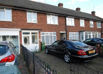 Thumbnail 3 bed terraced house to rent in Rathbone Street, London