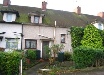 Thumbnail 2 bedroom terraced house for sale in Bathurst Road, Coundon, Coventry
