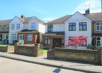 Thumbnail 4 bedroom end terrace house for sale in Beltona Gardens, Cheshunt, Waltham Cross, Hertfordshire
