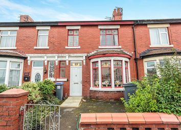 Thumbnail 3 bed terraced house for sale in Ansdell Road, Blackpool, Lancashire