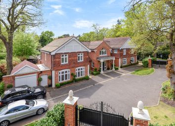 Thumbnail 5 bed flat to rent in Nuns Walk, Wentworth, Virginia Water