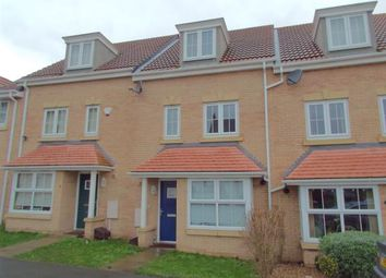 Thumbnail 4 bedroom terraced house for sale in Welbury Road, Hamilton, Leicester, Leicestershire