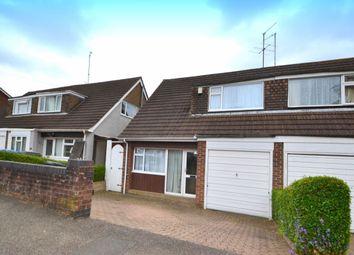 3 bed semi-detached house for sale in Liddington Way, Northampton NN2