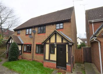 Thumbnail 3 bed semi-detached house to rent in Almond Close, Orchard Heights