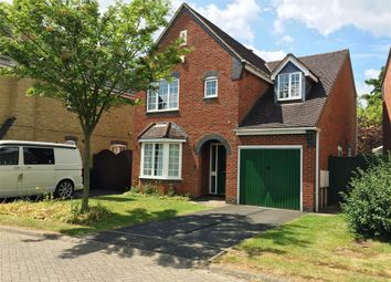 Thumbnail 3 bed detached house to rent in Marigold Walk, Bicester
