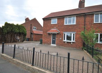 Thumbnail 3 bed semi-detached house for sale in Howe Road, Norton, Malton