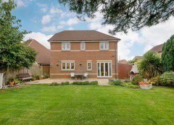 Thumbnail 5 bed detached house for sale in Hartdames, Shenley Brook End, Milton Keynes