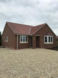 Thumbnail 3 bed detached bungalow for sale in Heckington Road, Great Hale, Sleaford