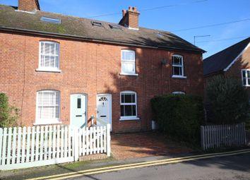 3 bed terraced house for sale in Garden Road, Tonbridge TN9